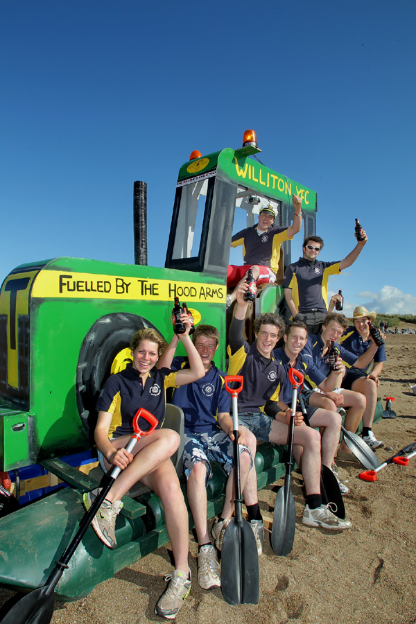 Williton YFC Raft