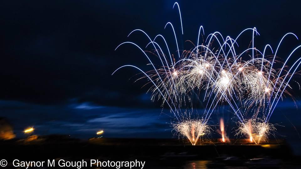 Harbour Fest Fireworks